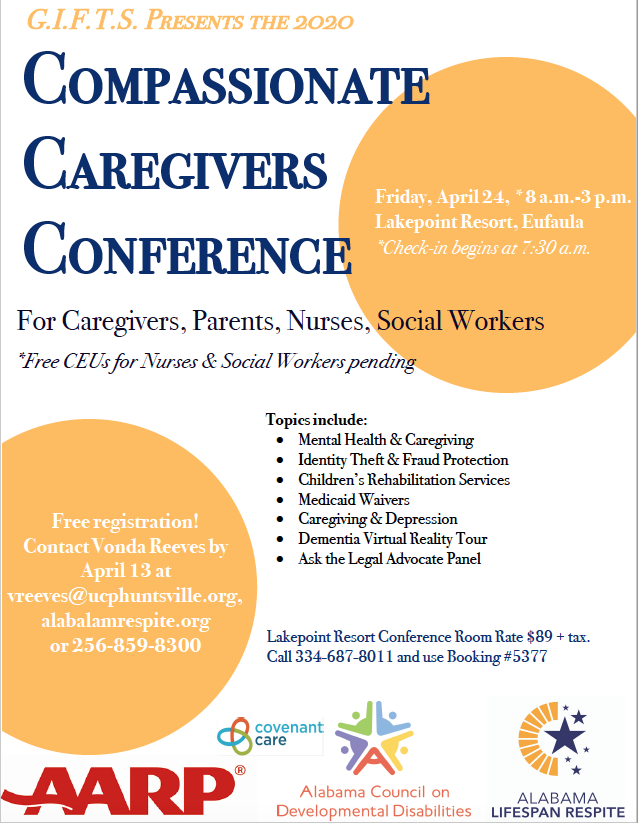 Compassionate Caregivers Conference